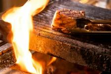 3種類のお肉が味わえる肉尽くしのコース。 最高の火入れ加減でお楽しみ下さい。