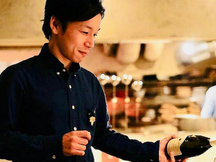 ワインと日本酒の面白さを