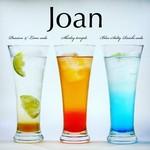 ジョアンの美味しいノンアルコールカクテル。パッション&ライムソーダ、シャーリーテンプル、ブルーソルティーライチソーダ etc.ドリンクメニューも充実してます!