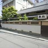 外せない接待におすすめ。静かで趣ある雰囲気の日本料理店