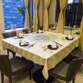 本格的な四川料理を囲んで、中華女子会もおすすめ