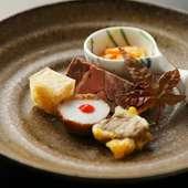 京都発の食文化「京やきにく懐石」。新たな食文化を堪能する