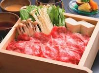 お肉とお野菜をさっぱり召し上がりたい方! 自家製のポン酢とゴマダレでお召し上がりください!