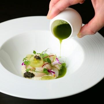 【4月~】【DINNER】35000円コース