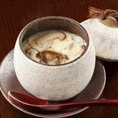 濃厚かつクリーミーな『茶碗蒸し』