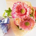★要予約★お忙しい幹事様をサポート!可愛い花束のご注文も承っております♪ご予約の際にスタッフヘお気軽にご相談下さい!