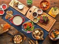 満足度120%!バンビーナ名物「自家製ローストビーフ&生ハム」がなんと食べ放題に!肉食系に大人気です◎