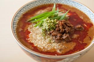 特製の上湯スープをベースとした旨みたっぷりの『担々麺』
