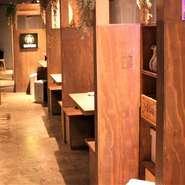 生ビール(サッポロクラシック)やモヒート・自家製サングリア・自家製コーヒー焼酎など約50種類の飲み放題プランあります。 ワイワイガヤガヤ存分にお楽しみください!