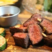 こだわりの食材【牛肉】USA産牛サガリ
