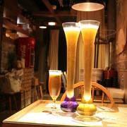 【希少グラス】ハーフヤードグラスでキンキンのビールを!