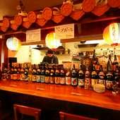 沖縄を訪れた気分で、冷えた生オリオンビールをグイッと豪快に