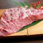 肉のソムリエと言われる「肉匠」が厳選