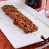 イタリアでも人気の定番料理『トリッパのトマト煮込み』