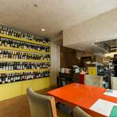 200種から300種のワインが、一堂にお出迎え致します