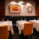 旬のフレンチと懐かしい洋食。多彩な料理とワインで女子会を!