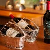 知られざる銘品ワインも多数ラインナップ