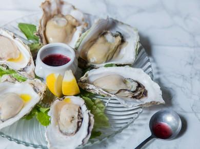 優しい塩加減の蒸し料理『牡蠣のヴァプール』