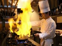 「日本人に美味しい」を追求したイタリア料理が新しい