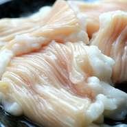 和牛の甘い脂のあまみをお楽しみください!ホルモン苦手の方でも食べれます!