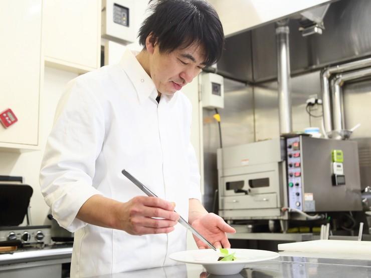 お客さまを喜ばせたい一心で、バリエーション豊かな料理を提案