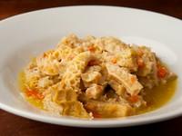トリッパを香味野菜と共に煮込んだ『トリッパの白ワイン煮込み ジュリアーナ風』