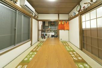 ゆっくりと寛げる空間で、食に向き合いつつ楽しんでもらいたい