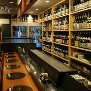 当店では日本酒飲み放題2時間2315円では、全国の日本酒50種類の他、宮崎の焼酎190種類、生ビール・ハイボール・ワイン・カクテルすべて飲み放題です。