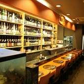 宮崎県の焼酎蔵、全蔵揃っているお店
