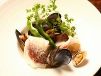 毎日の仕入れた魚によってメニューが変わる『本日の魚料理』