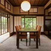 個室でゆっくりお食事を。落ち着ける和空間は接待や会食に最適