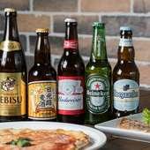 小麦粉もきのこも豚肉もビールも、栃木県産食材にこだわって厳選