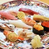 野菜、肉、魚…、どの素材も旬のものばかりです