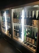 日本酒多数あり