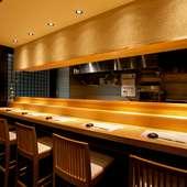 握りたての寿司とお酒と共に過ごす、自分へのご褒美