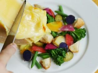 濃厚な味わいがくせになる『ラクレットチーズ』