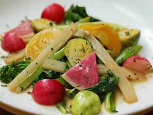 岩手県の旬野菜をメインに、季節の野菜をご用意