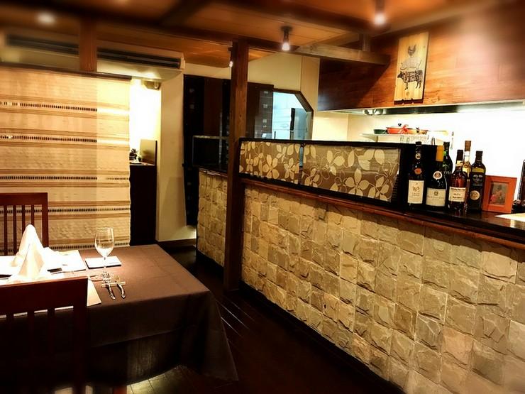 料理だけではない、居心地のいい空間も楽しんでもらいたい