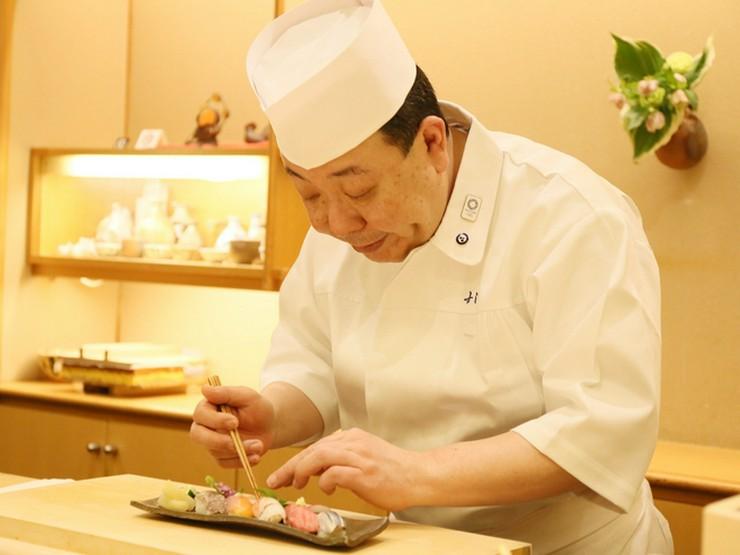 常に真心を大切に、寿司職人としての責務を全う