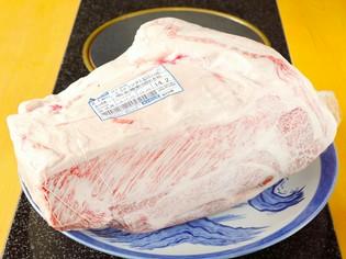 牛肉をはじめ野菜や卵に至るまで、美味しく確かな品質を追求