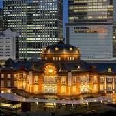 東京駅直結の利便性抜群のロケーション