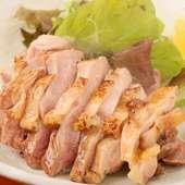 【鹿児島直送】薩摩地鶏のたたき