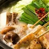 新鮮な地鶏や野菜が盛りだくさん!『冬季限定 鳥鍋コース』
