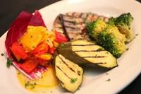 冷製野菜の盛り合わせ