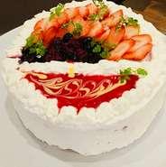 ご予約限定!!!ワンホールケーキ♪