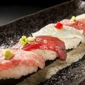 スペシャルな裏メニュー的一品『おまかせ寿司』
