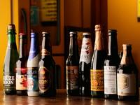 各国のさまざまなラインナップ『世界のエールビール』