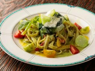 「有機野菜」を中心に、身体に優しい食材をご用意
