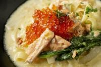 おすすめトッピング:小海老/モッツァレラチーズ