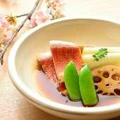季節の煮魚